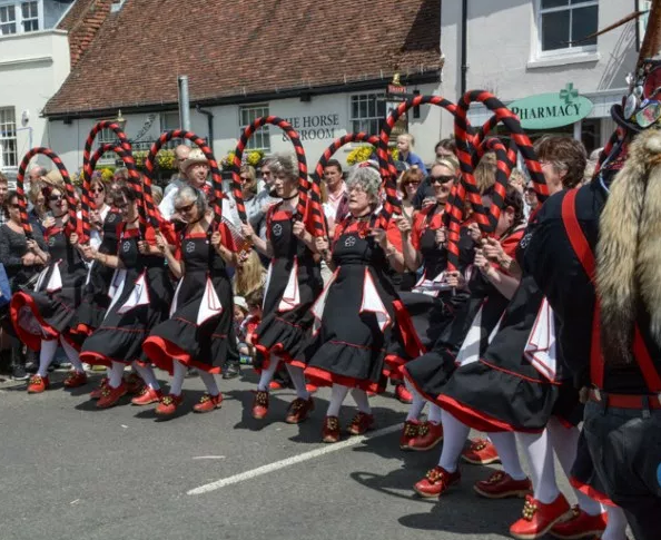 Mayflower Morris